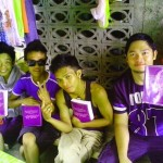 Youth In Cabadbaran Receiving HalleluYah Scriptures Freely!!!