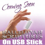 HalleluYah Scriptures Audio On USB & MP3 Player- Take Anywhere Any Time.