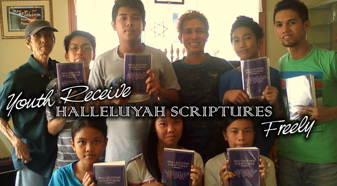 U 96 Youth with HS scripture with Mandaluyong Fruits Mau 2013
