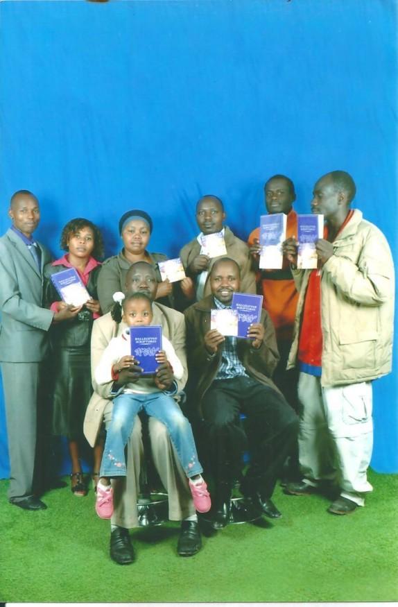HalleluYah Scriptures+Restored Name Bible+Sacared Name Bible kenya 23