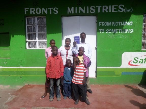 HalleluYah Scriptures + Restored Name Bible Kenya 1