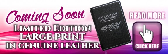 HalleluYah-Scriptures-Review-Parallel-Hebrew-Bible-Sacared-Bible-Restored-Name-Bible-The-Best-Bible-The-Scriptures-Cepher-Yahweh-Yahwah-waterproof-bible-Hebrew-LP 4